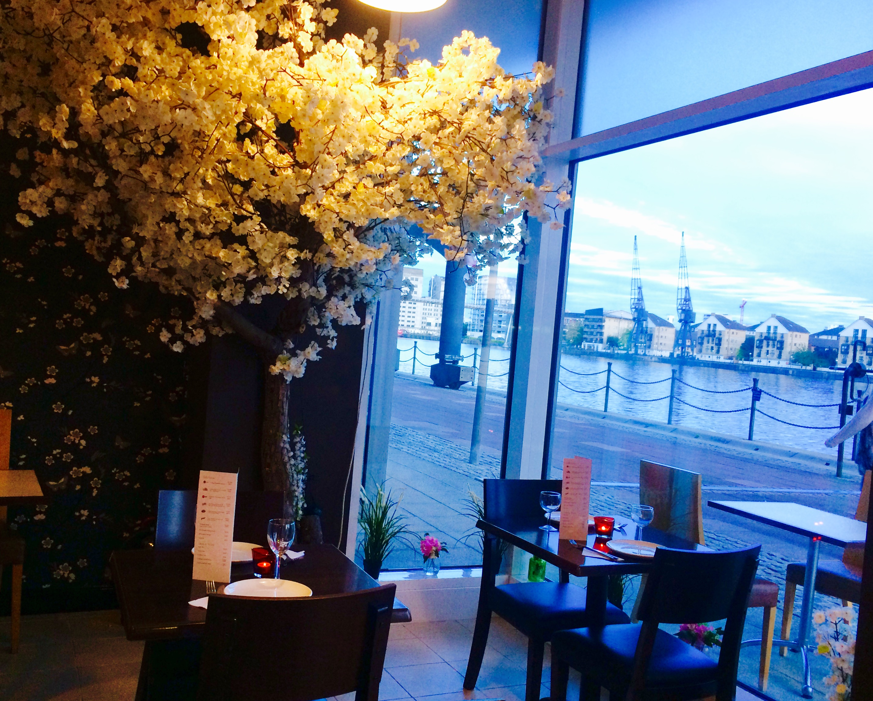 London\'s Royal Docks - Food and Drink in London
