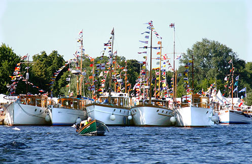 Dunkirk Little Ships celebration