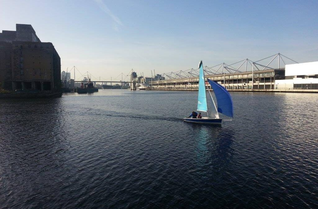 Royal Docks Adventure Easter holiday activities