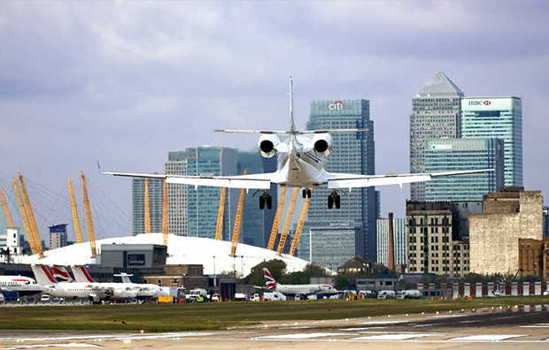 New routes and fresh ideas for City Airport