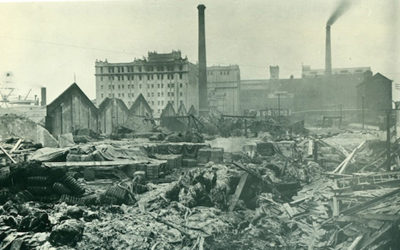 Centenary of the 1917 Silvertown Explosion – how it happened