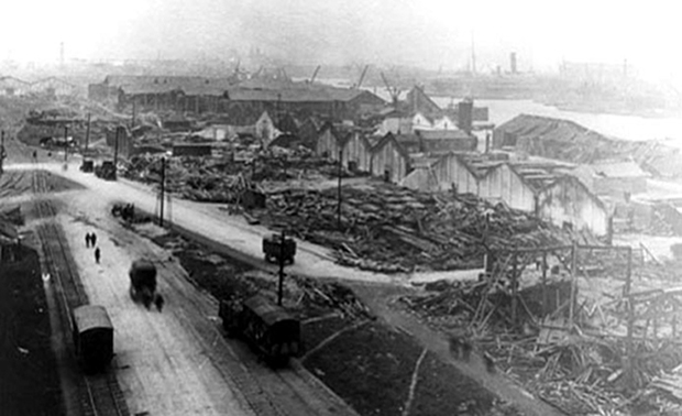 Forgotten Stories – the 1917 Silvertown Explosion (part two)