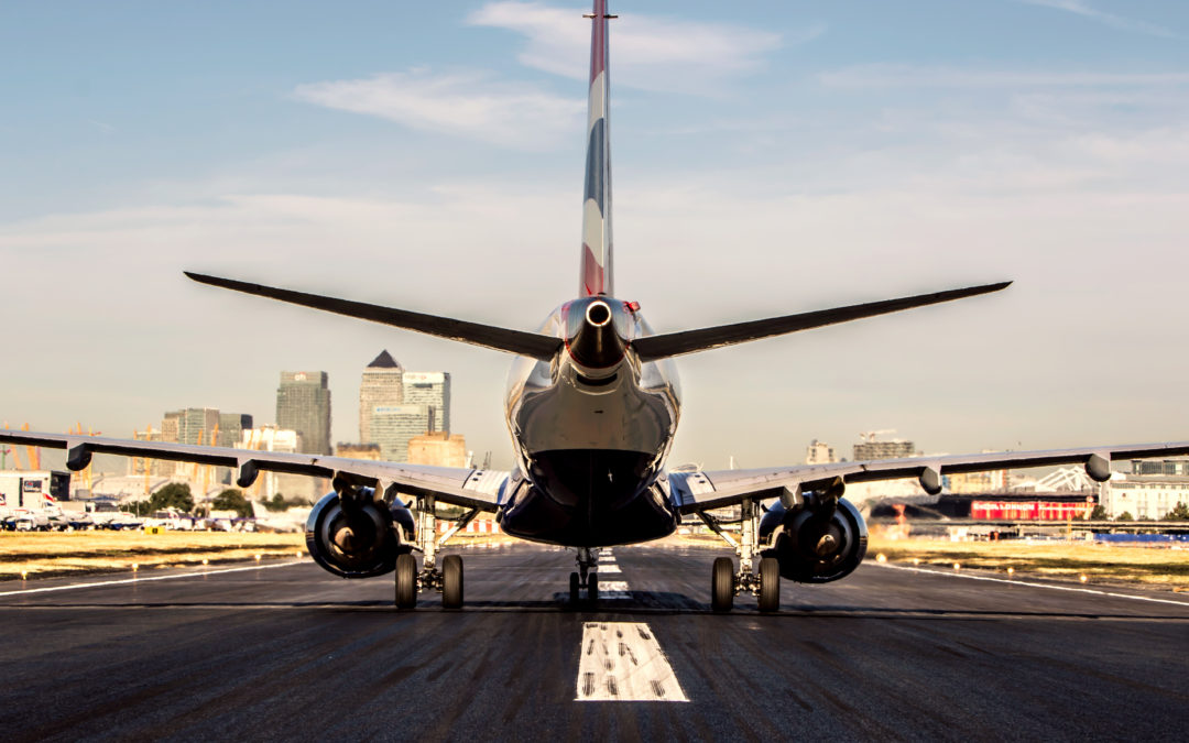 London City Airport wins passenger award