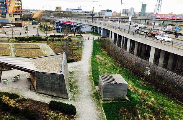 London Festival of Architecture launches Silvertown design competition