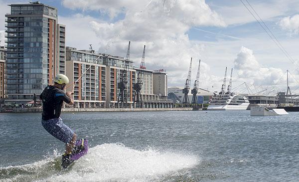 Wakeup Docklands summer activities