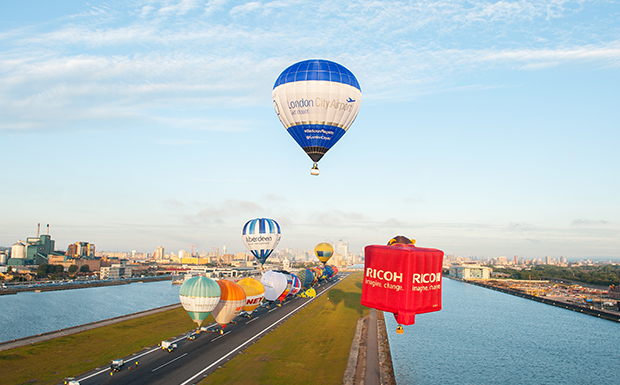 Lord Mayor's Hot Air Balloon Regatta 2017