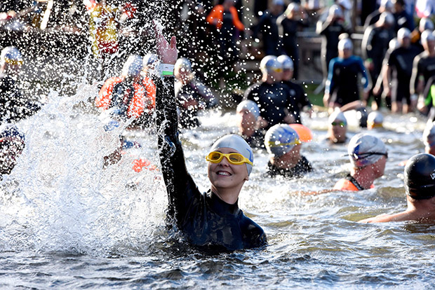 London City Swim raises over £120,000