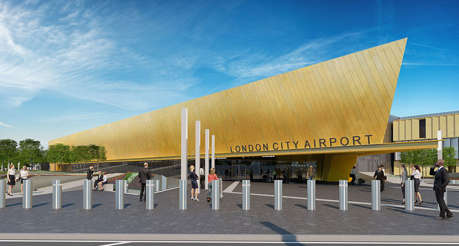 London City Airport marks 30th anniversary