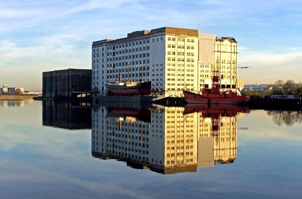 The Royal Docks in film – Paddington 2