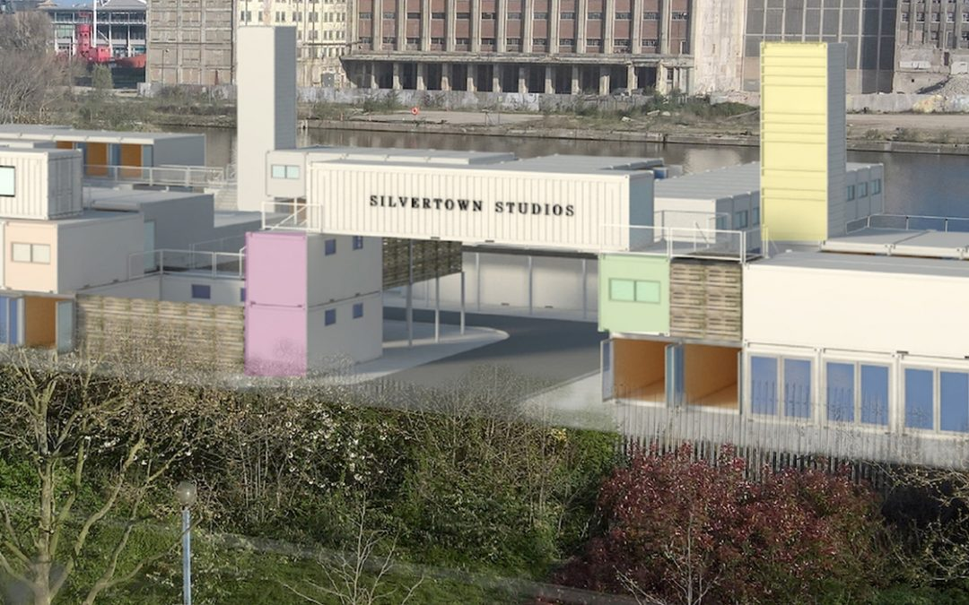 New workspaces for Silvertown