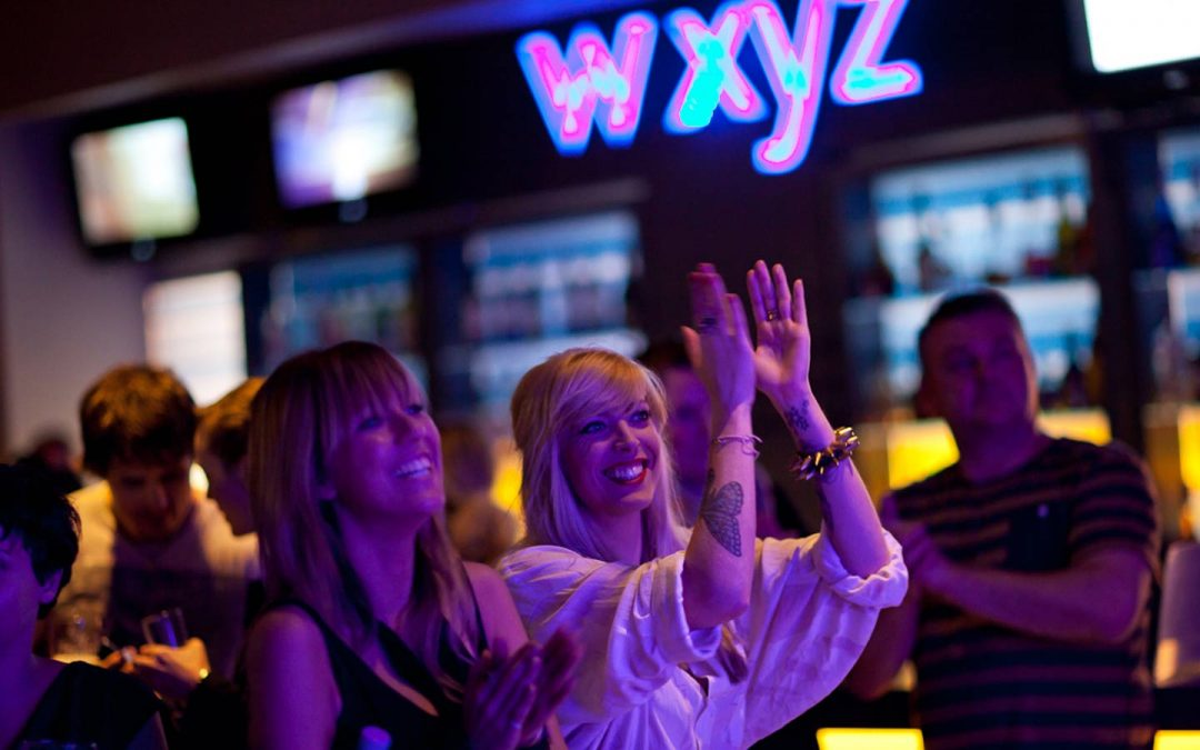 Acoustic shows and Karaoke at Aloft London ExCel