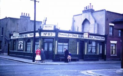 Forgotten Stories: the pubs of London's Royal Docks