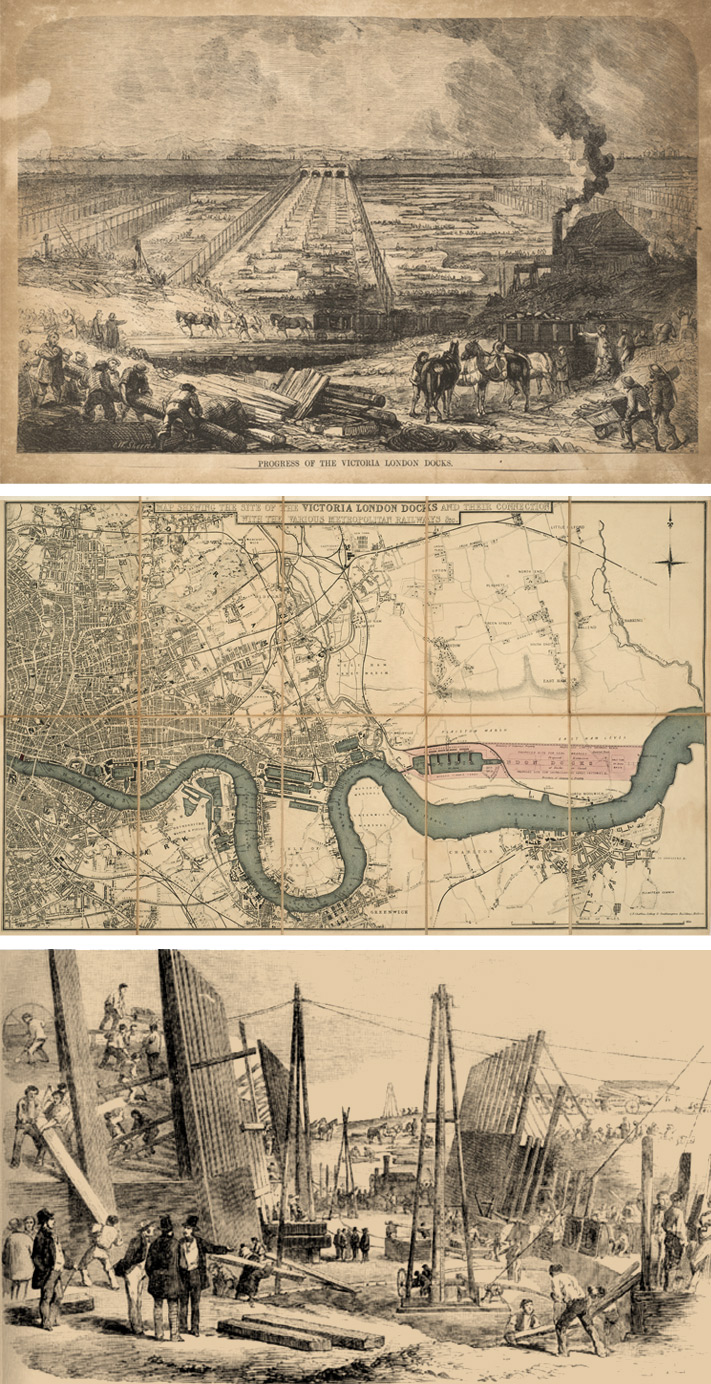 London's Royal Docks History - Official Timeline
