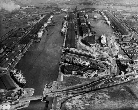 Royal Docks History: June 1880