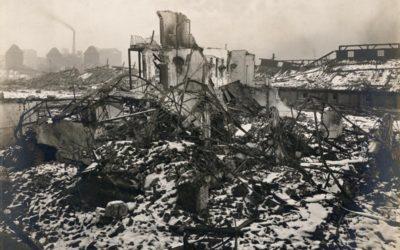 Silvertown Explosion centenary