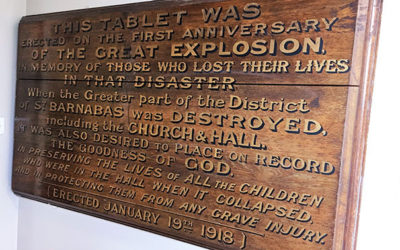 Forgotten Stories: the human cost of the 1917 Silvertown Explosion