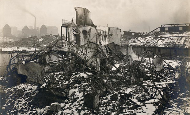 Forgotten Stories – the 1917 Silvertown Explosion (part one)