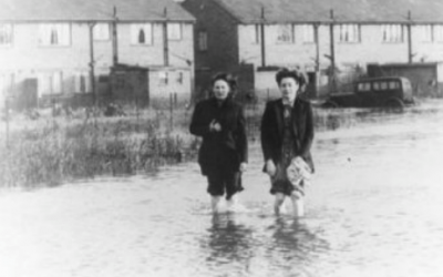 Forgotten Stories – the Great Flood of '53
