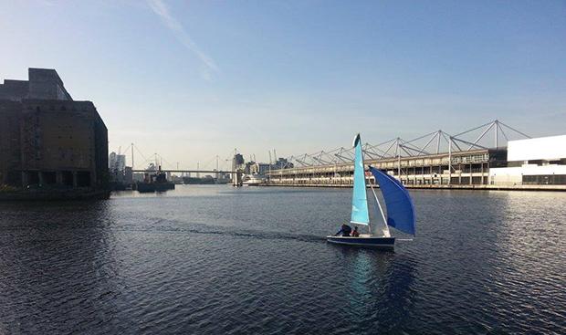 Taster sessions at Royal Docks Adventure