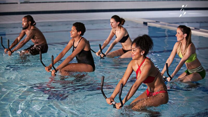 Quad Club launches aqua cycling classes